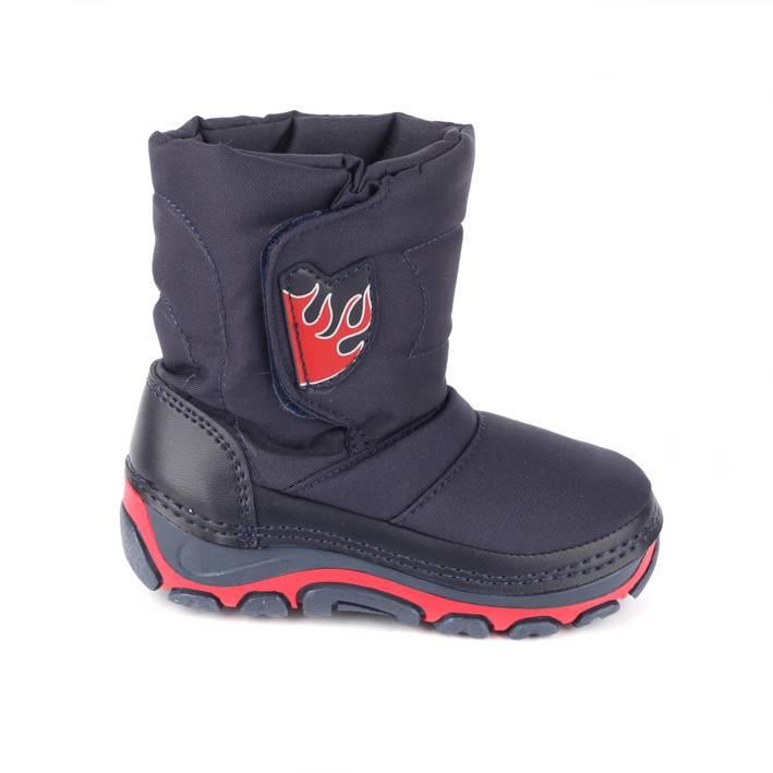 Antarctica Children's Snow Boot Blue