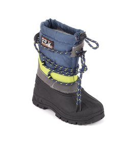 Snow Boot Blue