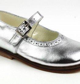 Pinocchio Pinocchio Ballerina Dress Shoe Silver