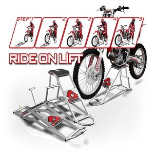 RISK RACING RR1 Ride On Lift