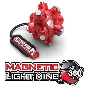 RISK RACING Magnetic LED Light Mine