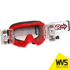 RIP N ROLL RIP N ROLL WVS 50MM goggle - color red