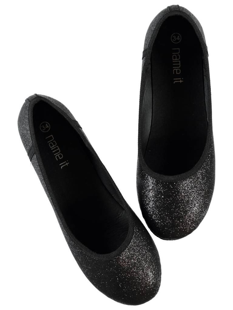 Name it Name it Nitibella zwart glitter