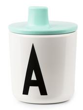 Design Letters kids Deksel mint