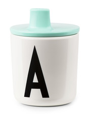 Design Letters kids Deksel mint