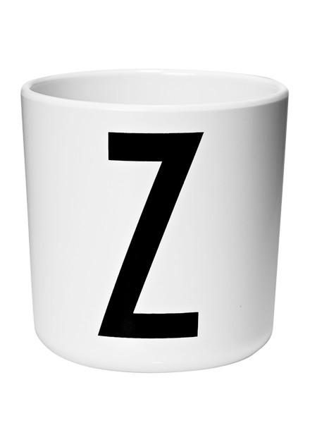 Design Letters kids Design Lettters Drinkbeker met voorletter Z
