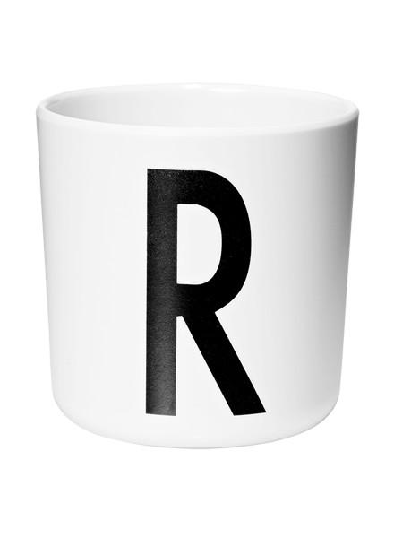 Design Letters kids Design Lettters Drinkbeker met voorletter R