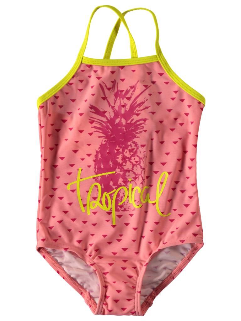 Name it Name it Nitzimna swimsuit flamingo pink