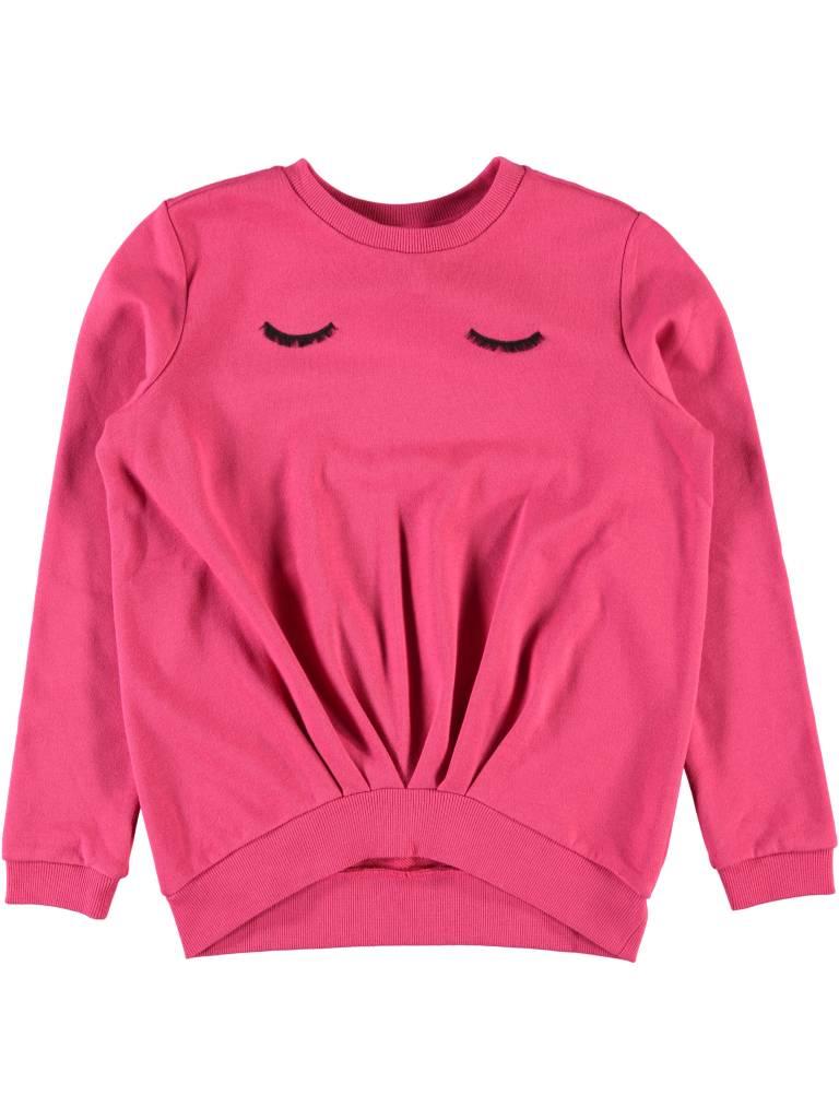 Name it Nithila sweater raspberry