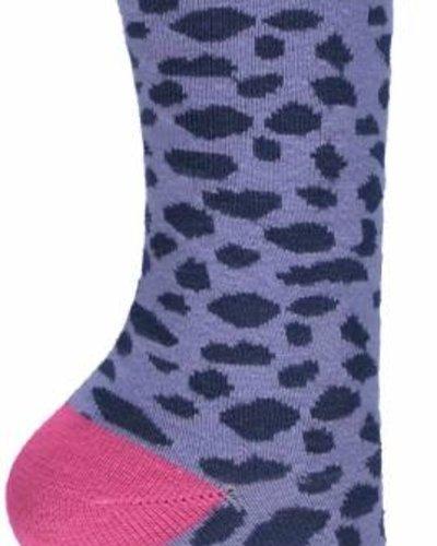 Quapi Gigie purple leopard
