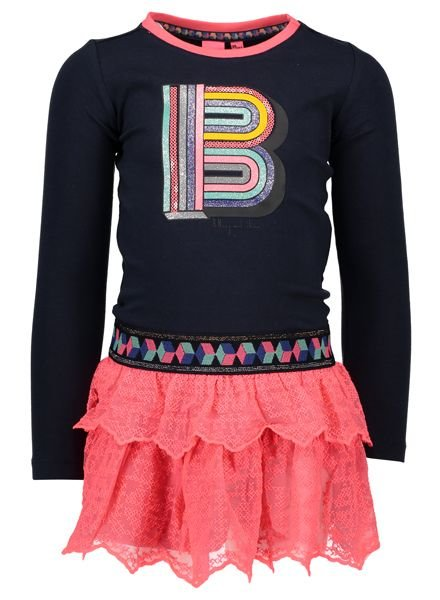 B.NOSY Dress Y708-5861 123