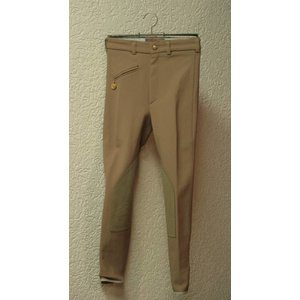 Reithose, Kinder, Gr 140, beige, Kentucky, Mexico