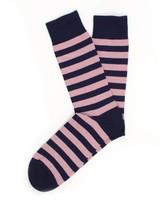 Navy Socks