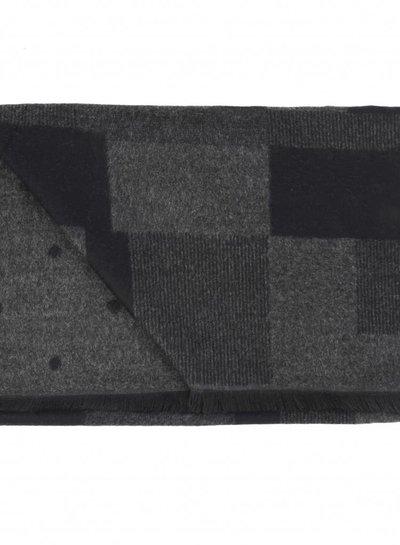 Sjaal dubbel grijs