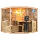 M&T Chaleur deluxe sauna
