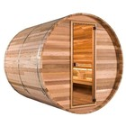 M&T Barrel Sauna
