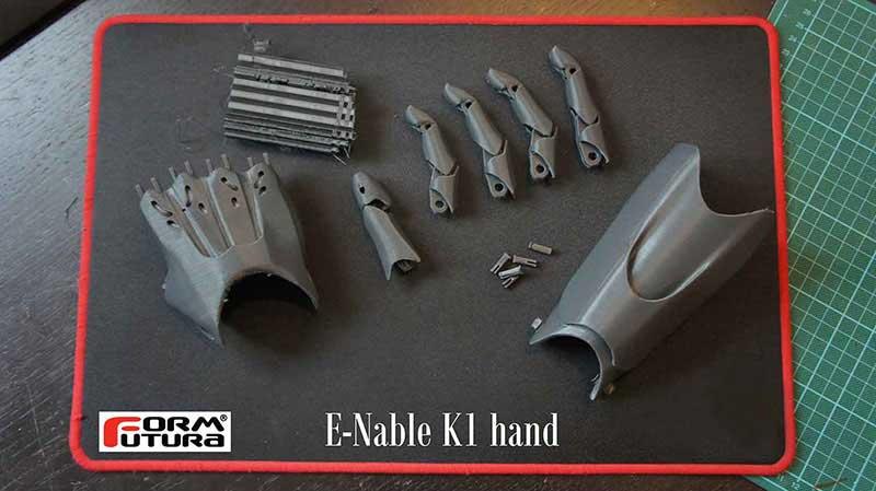 E-Nable K1 Hand