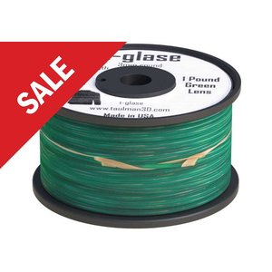 2.85mm Taulman T-glase - Green - Sale!