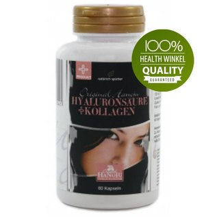Hyaluronzuur +  Collageen 90 capsules