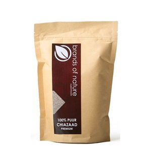 Brands of Nature Chia zaden 500 gram