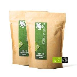 Brands of Nature BIO Tarwegras poeder 1000 gram