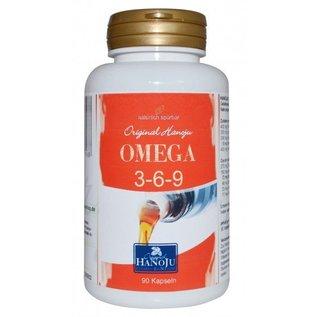 Omega 3-6-9, 90 capsules 1400 mg