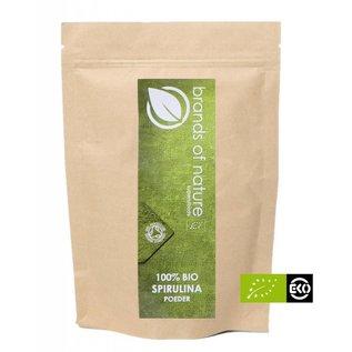 Brands of Nature BIO Spirulina poeder 250 gram