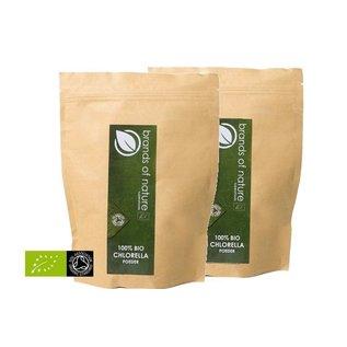 Brands of Nature BIO Chlorella poeder 1000 gram