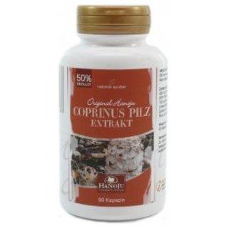 Coprinus Paddenstoelen extract 90 tabletten 400 mg