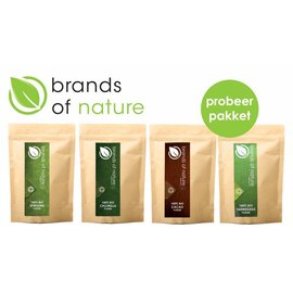 Brands of Nature Probeerpakket Superfood poeders
