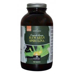 BIO Hawaiaanse Spirulina 500 mg 650 tabletten