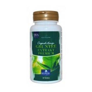 Groene thee extract 90 capsules
