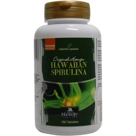 BIO Hawaiaanse Spirulina 500 mg 250 tabletten