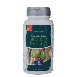 Graviola - Zuurzak 10:1 extract - 90 capsules (400mg)