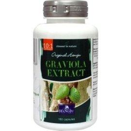 Graviola - Zuurzak 10:1 extract - 180 capsules (400mg)