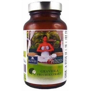 Graviola - Zuurzak vrucht 20:1 extract - 180 tabletten (450mg)