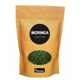Moringa heelblad poeder 2000 tabletten 500 mg