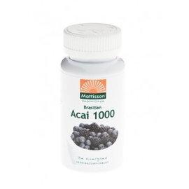 Mattisson Acai 1000 berry extract 4:1
