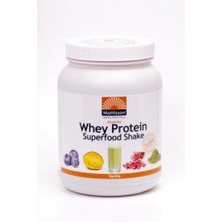 Mattisson Absolute Whey Protein Superfood Shake 500g
