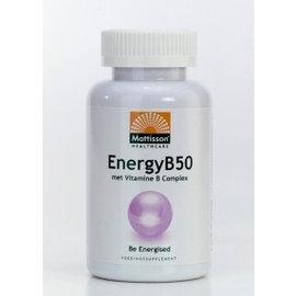Mattisson Energy B-50 - B-Vitamine Complex
