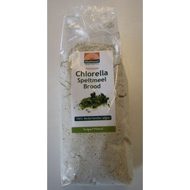 Mattisson Absolute Chlorella (Ned.) Speltmeel Brood 450 gram