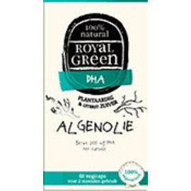 Royal Green Algenolie 60 caps