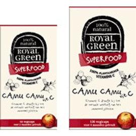 Royal Green Camu 120 caps