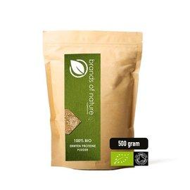 Brands of Nature Erwten proteïne poeder 500 gram