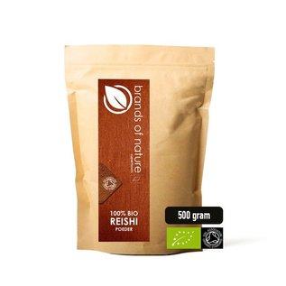 Brands of Nature Biologisch Reishi poeder 500 gram