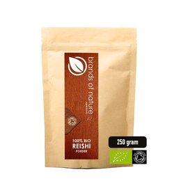 Brands of Nature Bio Reishi poeder 250 gram