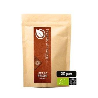 Brands of Nature Biologisch Reishi poeder 250 gram