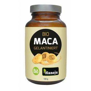 BIO Maca gegelatineerd (verstijfseld) poeder, 100 gram
