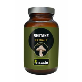 Hanoju Shiitake extract 270 tabletten