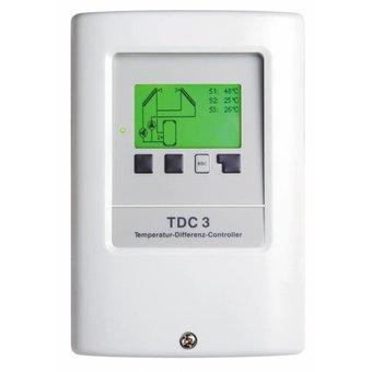 Kospel S.A. Solarregler TDC 3